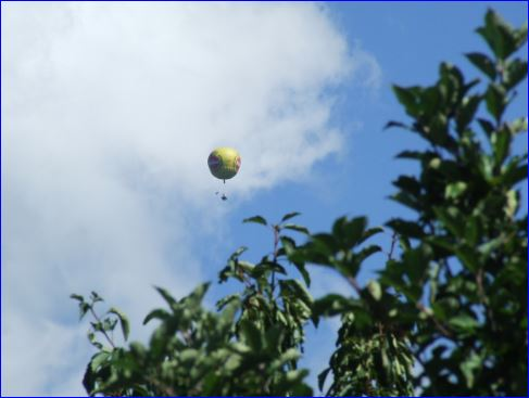 Ballon aout 2014
